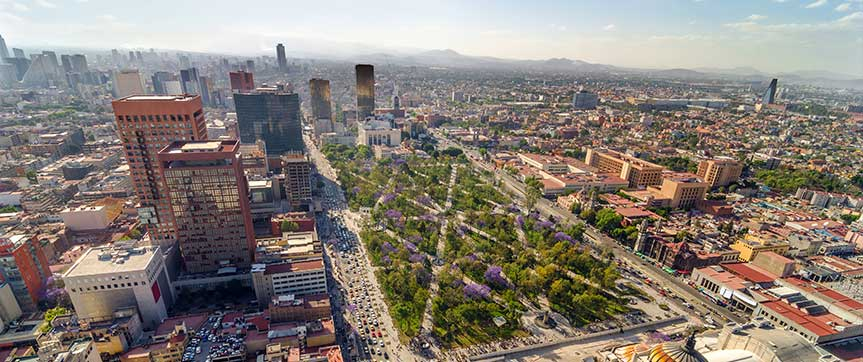 Industrial estate wise: Strong industry in Mexico