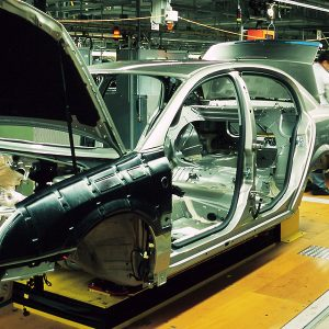 Is the automotive industry in Mexico growing?
