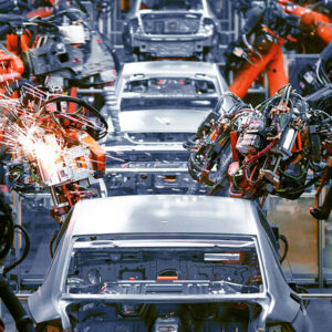 Robots in the Automotive Industry